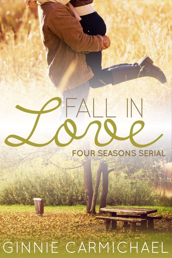 Fall in Love Book Cover