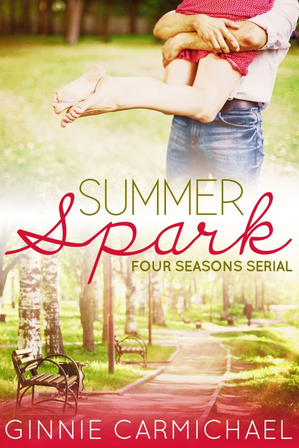 Summer Spark Book Cover